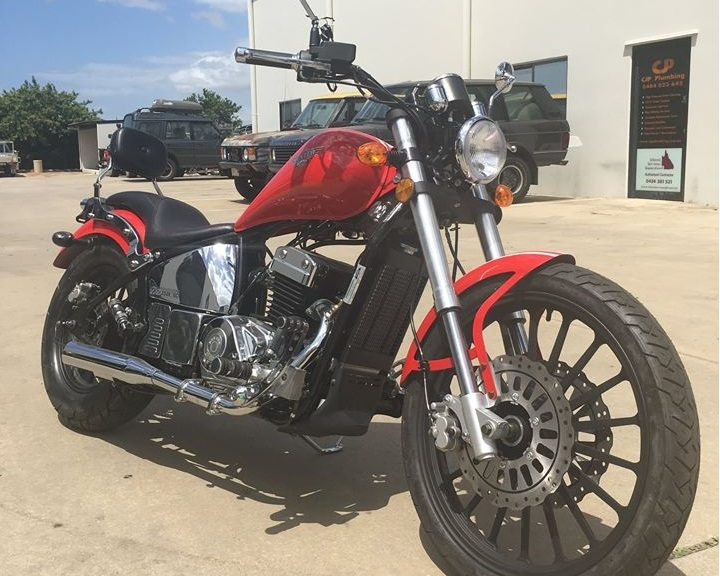 Hunter Red Daytona on sale